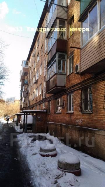 1-комнатная, улица Адмирала Юмашева 16. Баляева, агентство, 32 кв.м. Дом снаружи