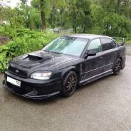 Бампер. Subaru Legacy B4, BE5, BE9, BEE