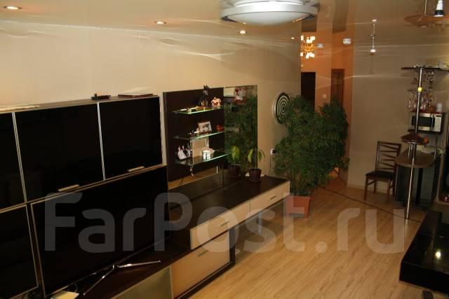 3-комнатная, улица Адмирала Горшкова 22. Снеговая падь, частное лицо, 64 кв.м. Интерьер