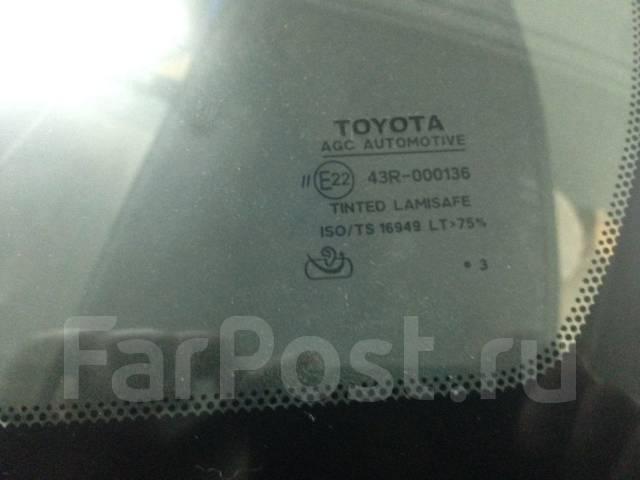 Стекло лобовое. Toyota Land Cruiser Prado