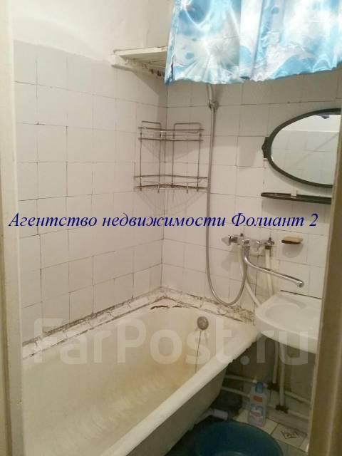 2-комнатная, улица Сахалинская 17. Тихая, агентство, 44 кв.м. Сан. узел
