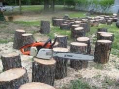 Спилю деревья