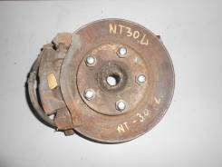 Суппорт тормозной. Nissan X-Trail, NT30 Двигатель QR20DE