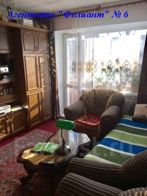 1-комнатная, улица Адмирала Юмашева 16а. Баляева, проверенное агентство, 31 кв.м.