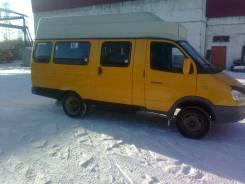 ГАЗ 322132. Меняю или продам 2004года, 13 мест