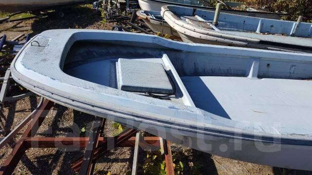 Лодка рыбацкая, корпус 10 м под повесной лодочный мотор. Год: 1995 год, двигатель подвесной, бензин. Под заказ