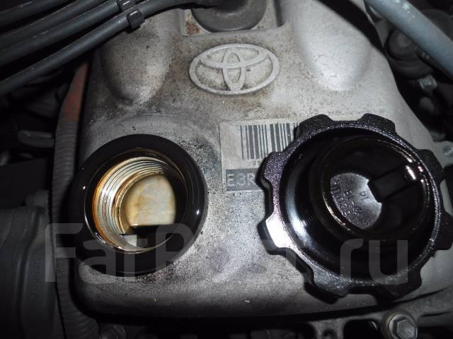 Двигатель. Toyota Hilux Surf, RZN185 Двигатель 3RZFE