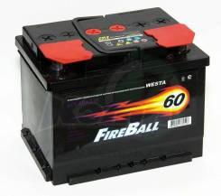 FireBall. 60 А.ч., производство Россия