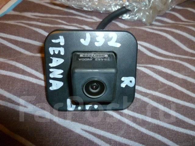 Камера заднего вида. Nissan Teana, J32