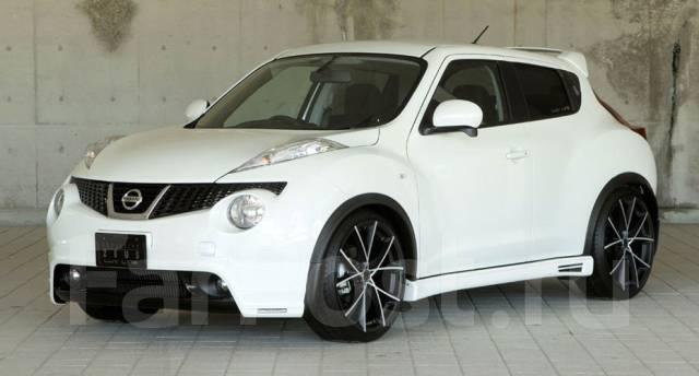 Порог пластиковый. Nissan Juke Двигатель MR16DDT. Под заказ