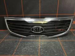 Решетка радиатора. Kia Sportage, SL Двигатели: D4HA, G4KD, D4FD
