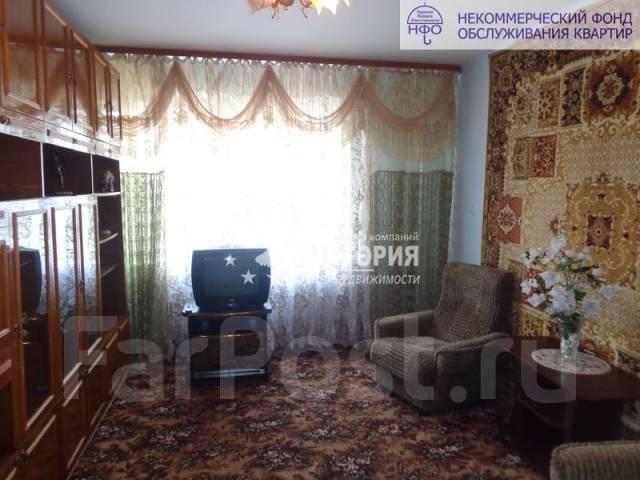 2-комнатная, улица Чкалова 20. Вторая речка, агентство, 54 кв.м. Комната