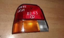 Стоп-сигнал. Toyota Corolla II, EL55, NL50, EL51, EL53 Toyota Corsa, EL55, EL53, EL51, NL50 Toyota Tercel, NL50, EL55, EL53, EL51