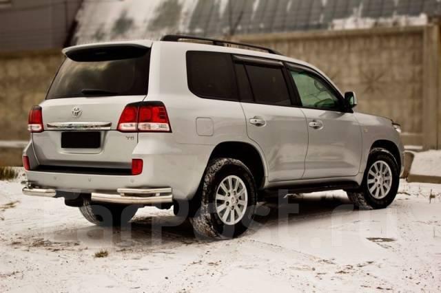 Накладка на фару. Toyota Land Cruiser, UZJ200W, VDJ200, J200, URJ202W, GRJ200, URJ200, URJ202, UZJ200. Под заказ