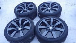 Оригинальные колеса R20 Nissan GTR. 9.5/10.5x20 5x114.30 ET45/25