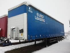 Schmitz. Полуприцеп шторный SCHmitz 2010г без пробега по РФ, 39 000 кг.