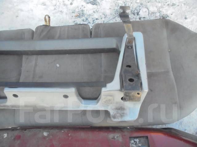 Бампер. Mitsubishi Pajero iO, H76W, H66W, H61W, H71W Mitsubishi Pajero Pinin Двигатели: 4G94, 4G93