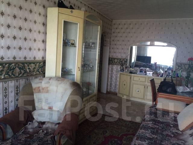 3-комнатная, улица Гамарника 7. БАМ, частное лицо, 61 кв.м. Интерьер