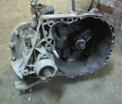 Механическая коробка переключения передач. Renault Logan