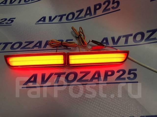 LED стоп сигнал в бампер для Toyota Estima
