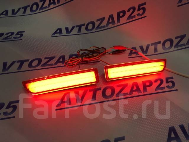 LED стоп сигнал в бампер для Toyota Gaia