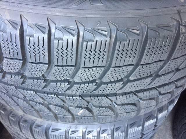 Michelin X-Ice. Зимние, без шипов, 2015 год, износ: 5%, 4 шт