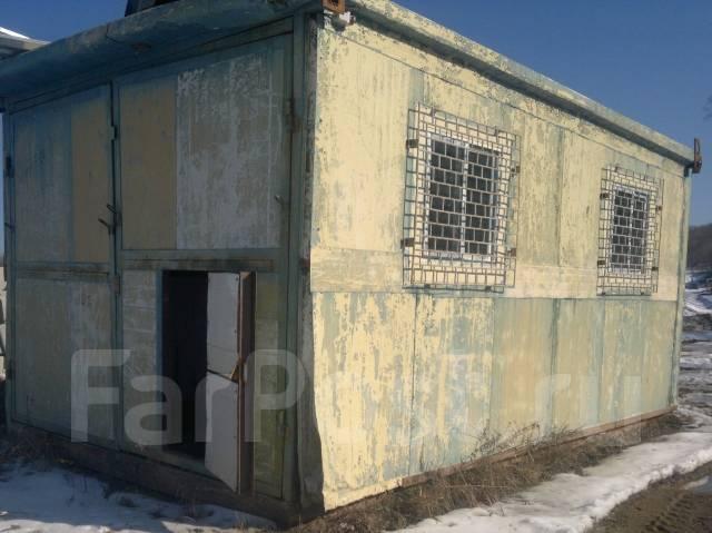 Боксы гаражные. улица Харьковская 2, р-н Чуркин, 30 кв.м. Вид снаружи