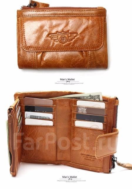 Кошельки, портмоне, бумажники. Под заказ