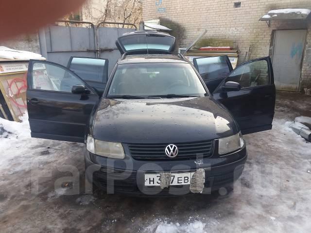 Volkswagen Passat. механика, передний, 1.6 (101 л.с.), бензин, 300 000 тыс. км