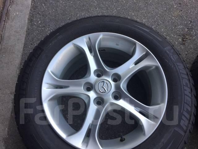 Mazda. 7.5x16, 5x114.30, ET50