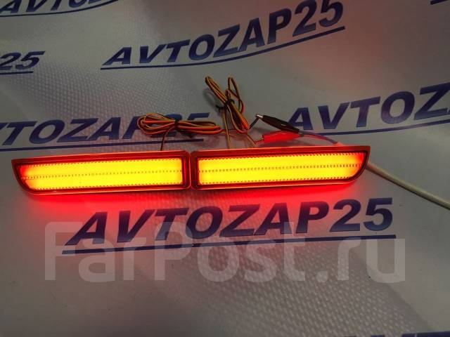 LED стоп сигнал в бампер для Toyota Tarago