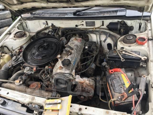 Toyota Sprinter Carib. AL25, 3A