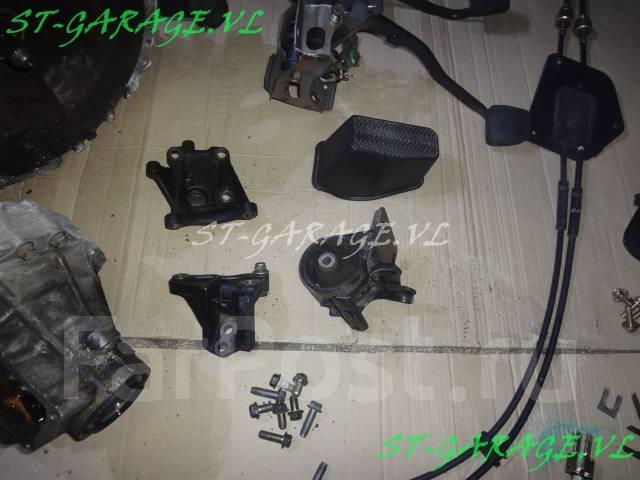МКПП. Toyota Caldina, ST215W Двигатель 3SGTE