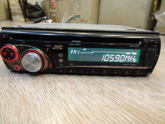JVC KD-G357