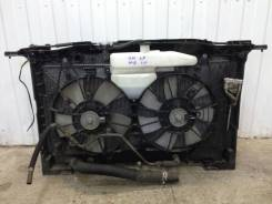 Вентилятор охлаждения радиатора. Mazda Mazda6, GH