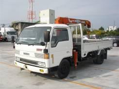 Mazda Titan. Манипулятор под ПТС, 4 570 куб. см., 3 750 кг. Под заказ