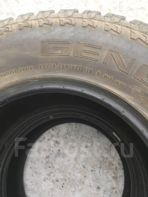 General Tire Grabber AT. Всесезонные, 2009 год, износ: 50%, 4 шт