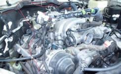 Двигатель в сборе. Toyota Land Cruiser, UZJ100L, HZJ74V, HZJ70V, HDJ81V, KZJ73, FJ70, BJ40, HZJ71, LJ79R, LJ73, HDJ78, HDJ100, FZJ105, GRJ200, HDJ81...
