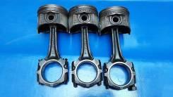 Поршень. Nissan: Primera Camino, Presea, Sunny California, Bluebird, Pulsar, Rasheen, Wingroad Двигатель SR18DE