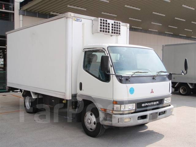 Mitsubishi Canter. Рефрижератор , 5 200 куб. см., 3 750 кг. Под заказ