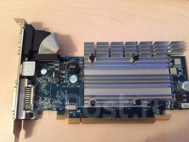Продам видеокарта ATI Radeon HD 3450