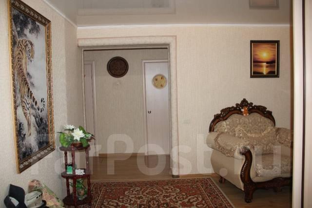 3-комнатная, переулок Инский 13. Индустриальный, частное лицо, 74 кв.м.