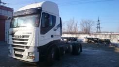 Iveco Stralis. Продам седельный тягач Ивеко Стралис, 10 300 куб. см., 25 000 кг.