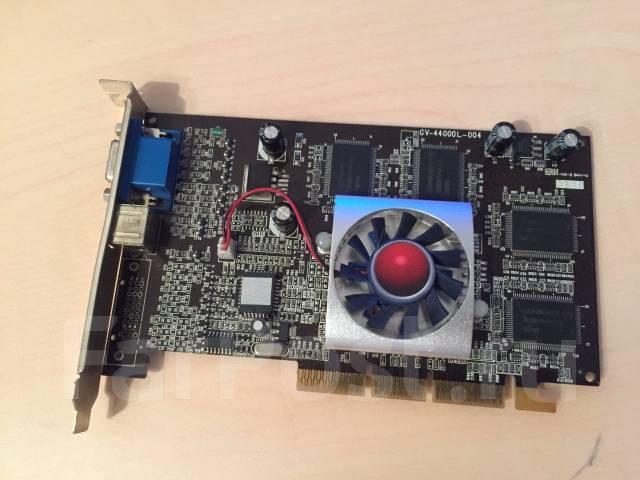 NVidia GeForce4 MX 440SE