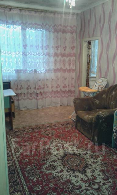 2-комнатная, улица Некрасова 156А. Центр, агентство, 41 кв.м. Интерьер