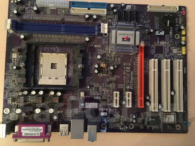 ECS NFORCE4-A754 1.0