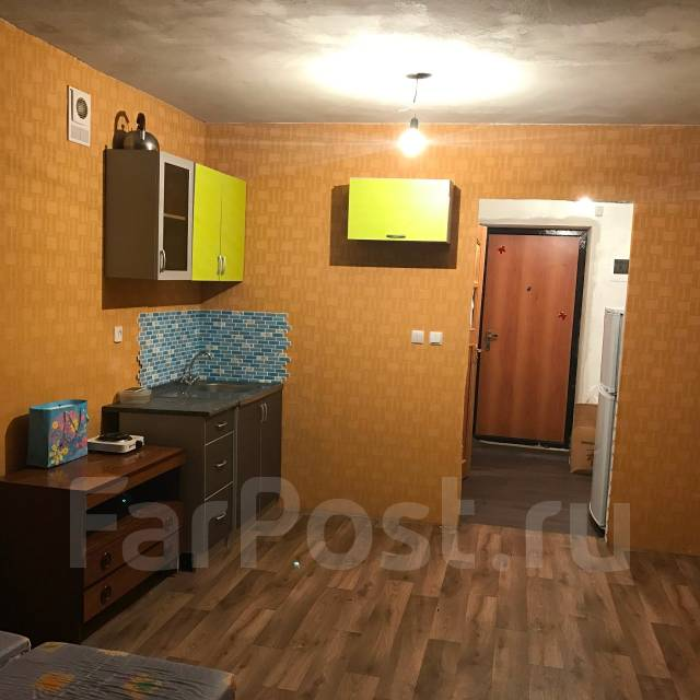 1-комнатная, улица Фурманова 2. Индустриальный, частное лицо, 27 кв.м.