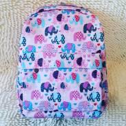 Рюкзак для девочек, новый, в наличии.