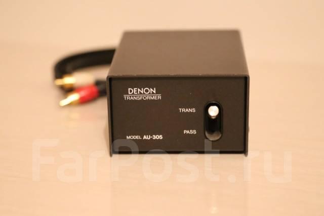 MC-Трансформатор Denon AU-305