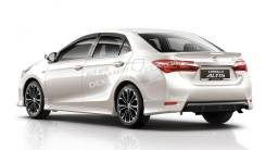 Обвес кузова аэродинамический. Toyota Corolla, ZRE182, NRE180, ZRE181